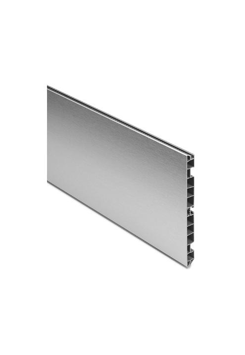 Aluminum Toe Kick Front