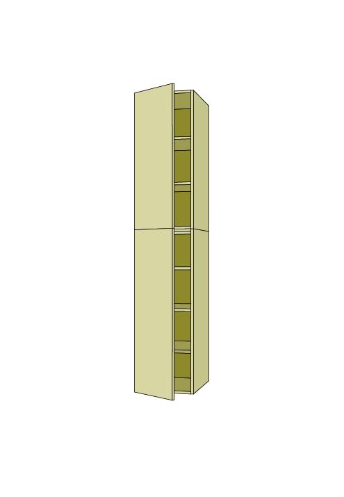 96″H Standard Pantry Tall
